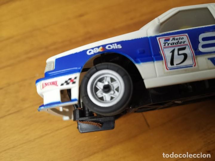 Scalextric: Coche scalextric Exin Volvo SRS de 1996 ref.8391-09 Neumáticos agrietados - Foto 6 - 163957958
