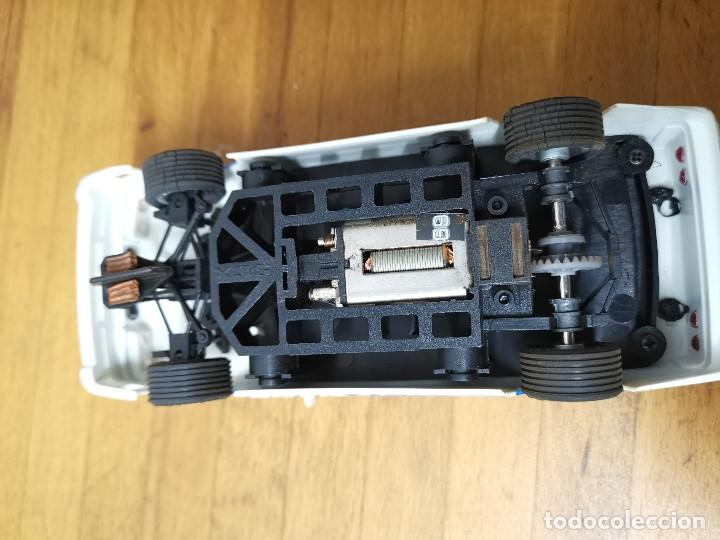 Scalextric: Coche scalextric Exin Volvo SRS de 1996 ref.8391-09 Neumáticos agrietados - Foto 7 - 163957958