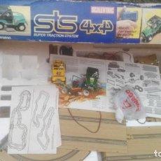 Scalextric: SCALEXTRIC STS 4X4 2020 EN MUY BUEN ESTADO, COMPLETO. Lote 164320518