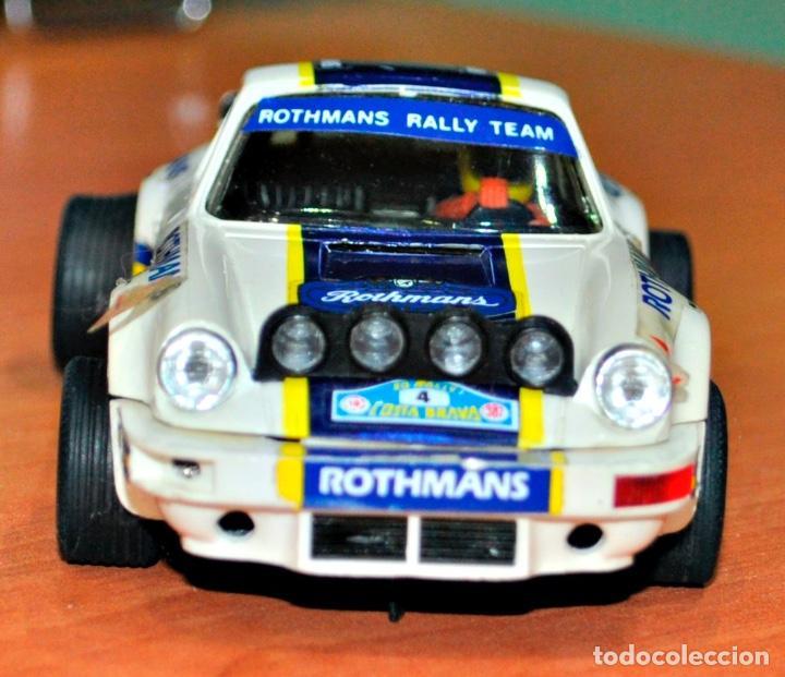 Scalextric: PORSCHE CARRERA RS ROTHMANS DE EXIN SCALEXTRIC. - Foto 2 - 164601342