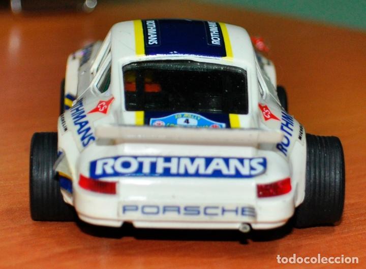 Scalextric: PORSCHE CARRERA RS ROTHMANS DE EXIN SCALEXTRIC. - Foto 4 - 164601342