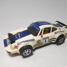 Scalextric: SCALEXTRIC PORSCHE CARRERA RS ROTHMANS EXIN. Lote 165250850