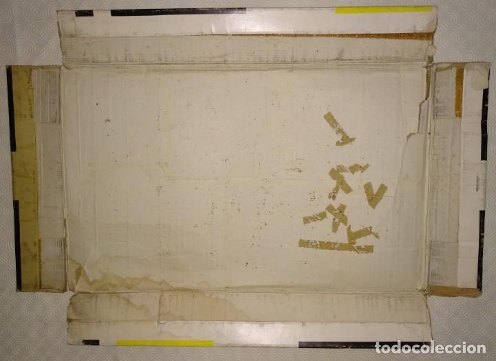 Scalextric: CAJA ANTIGUO CIRCUITO SCALEXTRIC EXIN GT 25 MERCEDES - Foto 5 - 165319782