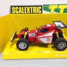 Scalextric: SLOT, SCALEXTRIC 7301, BUGGY STORMREADER, TT, TODO TERRENO. Lote 165441650