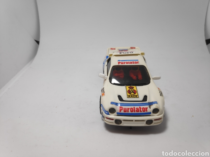 Scalextric: SCALEXTRIC FORD RS200 PUROLATOR EXIN - Foto 2 - 165580524
