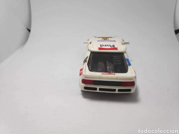 Scalextric: SCALEXTRIC FORD RS200 PUROLATOR EXIN - Foto 3 - 165580524