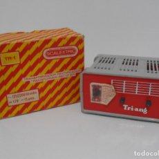 Scalextric: TRANSFORMADOR SCALEXTRIC EXIN, TRI-ANG, CAJA ORIGINAL . Lote 165609734