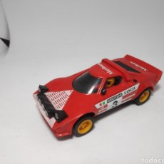 Scalextric: SCALEXTRIC LANCIA STRATOS ROJO EXIN. Lote 165683177