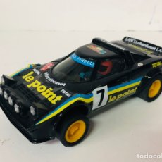 Scalextric: SCALEXTRIC EXIN 4055 4065 LE POINT LANCIA STRATOS. Lote 165790408