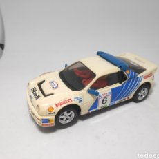 Scalextric: SCALEXTRIC FORD RS200 EXIN. Lote 165896416