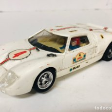 Scalextric: SCALEXTRIC EXIN FORD GT REF. C-35 MADE IN SPAIN. Lote 165899150