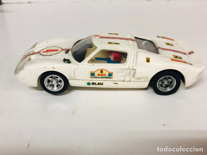 Scalextric: Scalextric EXIN FORD gt Ref. C-35 Made In Spain - Foto 2 - 165899150