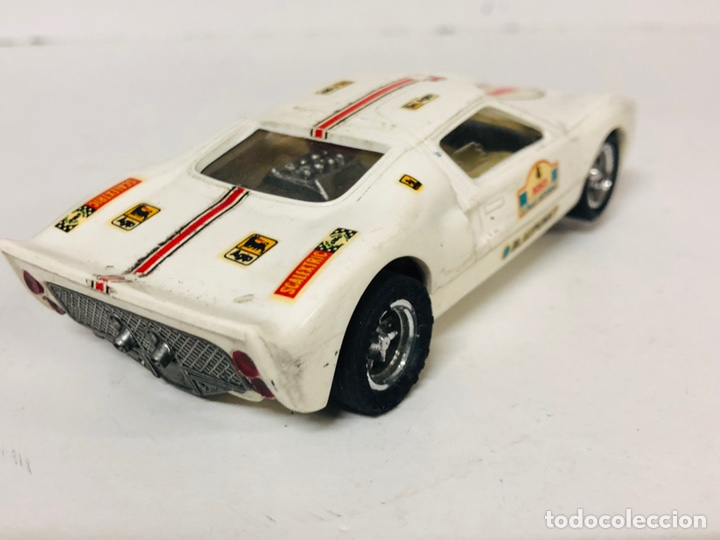 Scalextric: Scalextric EXIN FORD gt Ref. C-35 Made In Spain - Foto 4 - 165899150