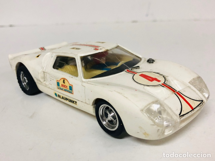 Scalextric: Scalextric EXIN FORD gt Ref. C-35 Made In Spain - Foto 6 - 165899150