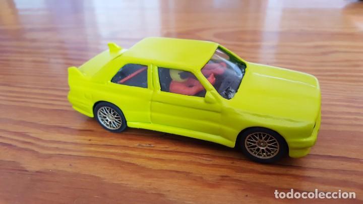 BMW M3 SCX SCALEXTRIC SLOT CAR. VER DETENIDAMENTE FOTOS Y VIDEO. (Juguetes - Slot Cars - Scalextric Exin)
