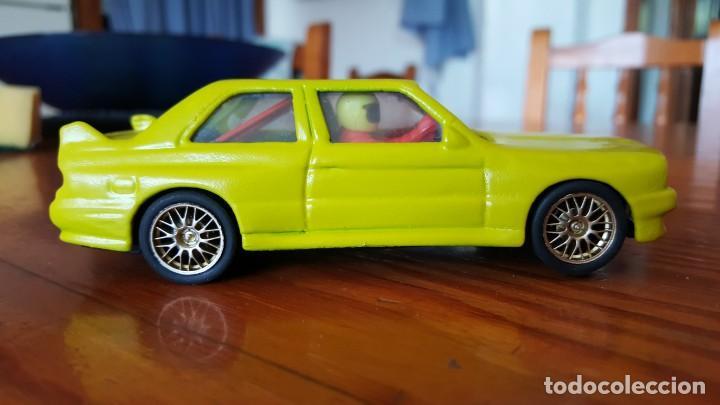 Scalextric: BMW M3 SCX SCALEXTRIC SLOT CAR. VER DETENIDAMENTE FOTOS Y VIDEO. - Foto 6 - 165931590