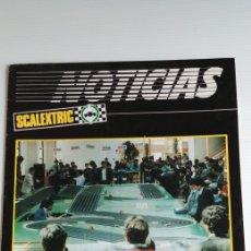 Scalextric: REVISTA SCALEXTRIC. Lote 165974866