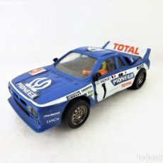 Scalextric: SCALEXTRIC EXIN ORIGINAL LANCIA 037 RALLY. Lote 166098746