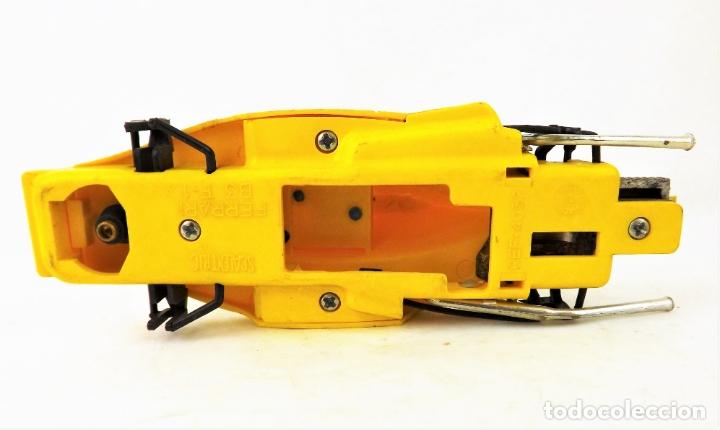 Scalextric: Scalextric Ferrai B3 F-1 carrocería incompleta de primera generación - Foto 5 - 166129110