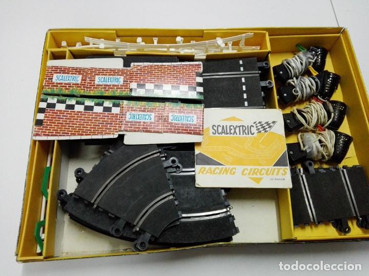 Scalextric: CAJA CIRCUITO SCALEXTRIC RC-28 - Foto 8 - 166156654