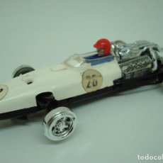 Scalextric: SCALEXTRIC EXIN MADE IN SPAIN 1969 HONDA F1 C-36 2º SERIE COLOR BLANCO Y NEGRO. Lote 166184878