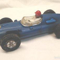 Scalextric: COOPER F1 AZUL TRIANG SCALEXTRIC FABRICADO ESPAÑA AÑO 64. Lote 166263938