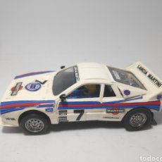 Scalextric: SCALEXTRIC LANCIA 037 MARTINI EXIN REF. 4073/4074. Lote 166405236