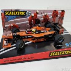 Scalextric: SCALEXTRIC AÑO 1999 / ARROWS F-1 / TEAM 2000 SHOWCAR. Lote 166599565