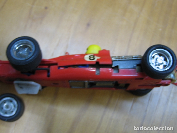 Scalextric: Lote coches Scalextric - Foto 2 - 166683722