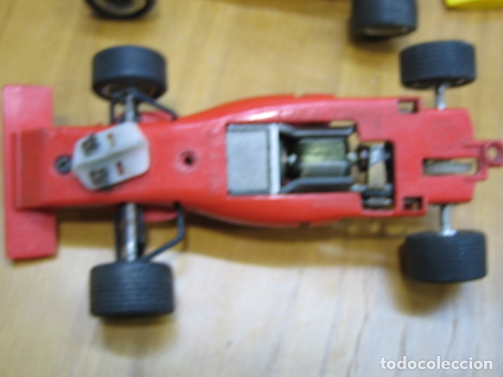 Scalextric: Lote coches Scalextric - Foto 13 - 166683722