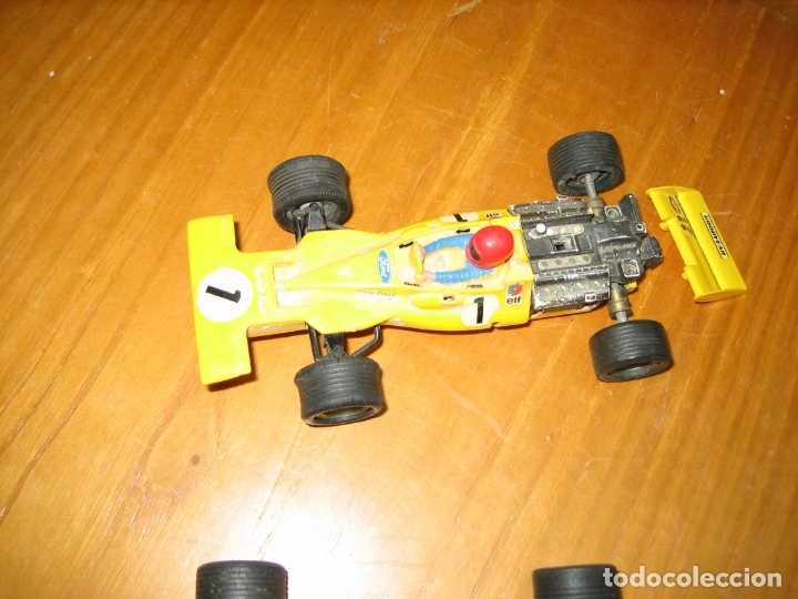 Scalextric: Lote coches Scalextric - Foto 23 - 166683722