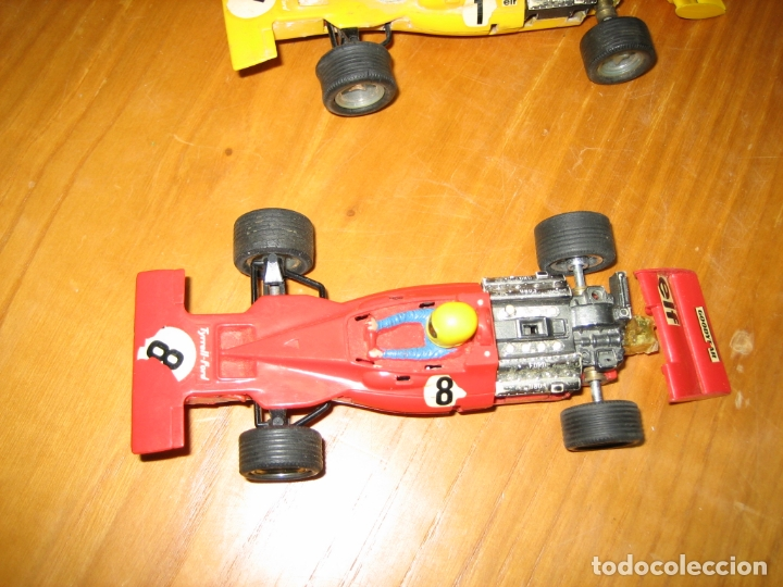 Scalextric: Lote coches Scalextric - Foto 24 - 166683722
