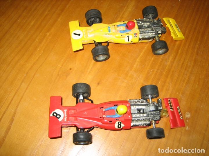 Scalextric: Lote coches Scalextric - Foto 25 - 166683722