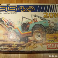 Scalextric: STS 4X4 2010 EN CAJA.. Lote 166724222