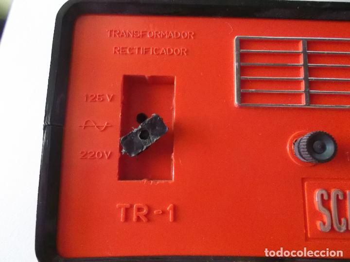 Scalextric: Lote transformador Triang y dos mandos Scalextric Exin años 70 - Foto 3 - 166801638