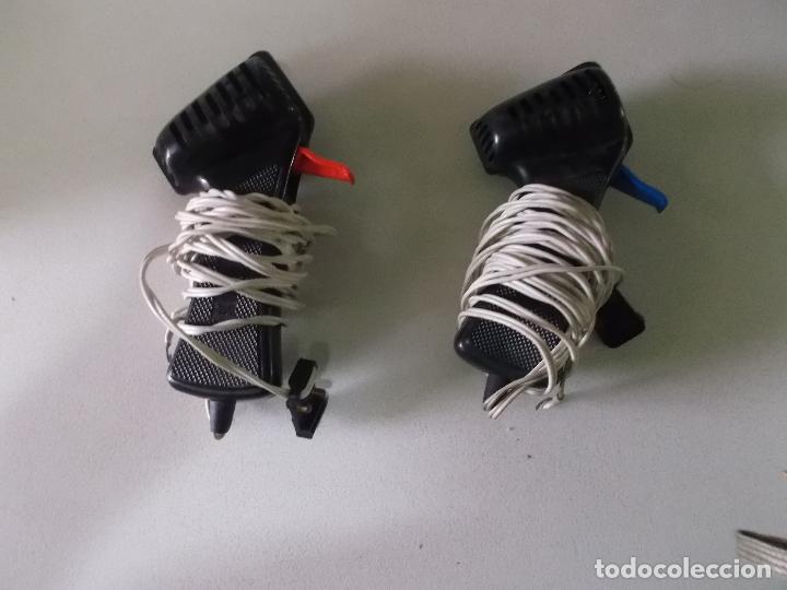 Scalextric: Lote transformador Triang y dos mandos Scalextric Exin años 70 - Foto 17 - 166801638