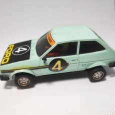 Scalextric: SCALEXTRIC FORD FIESTA EXIN AZUL. Lote 166861494