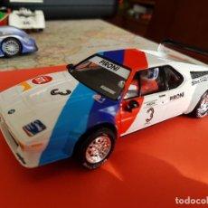 Scalextric: SCALEXTRIC BMW M1 OFICIAL NUEVO SER LTDA. Lote 166931734