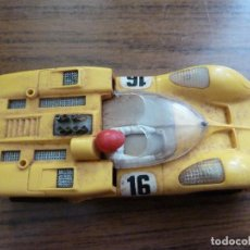 Scalextric: SCALEXTRIC EXIN CHAPARRAL GT AMARILLO REF C-40. Lote 167153700