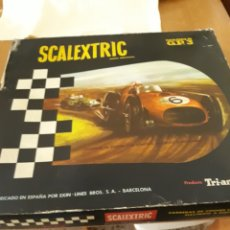 Scalextric: SCALEXTRIC CIRCUITO GP 3 CON DOS COOPER. Lote 167494637