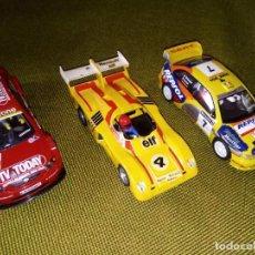 Scalextric - LOTE DE 3 COCHES SCALEXTRIC - 168004140