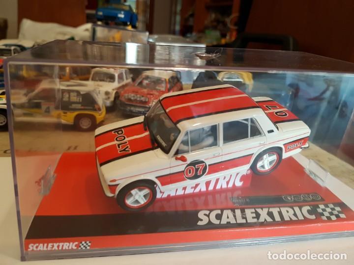 SCALEXTRIC SEAT 1430 SER LTDA JUGUETERIA POLY AÑO 2007 NUEVO (Juguetes - Slot Cars - Scalextric Exin)