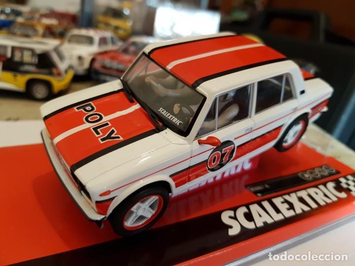 Scalextric: SCALEXTRIC SEAT 1430 SER LTDA JUGUETERIA POLY AÑO 2007 NUEVO - Foto 2 - 168122044