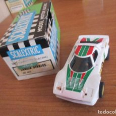 Scalextric: SCALEXTRIC: REF. 4055 - LANCIA STRATOS. Lote 168321484