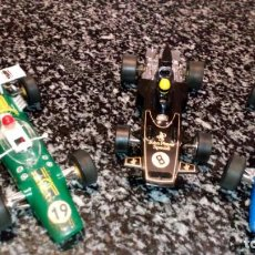Scalextric - LOTE DE 3 COCHES SCALEXTRIC MATRA, LOTUS Y JOHN PLAYER - 168357060