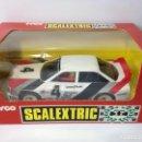 Scalextric: AUDI 90 QUATTRO TYCO SCALEXTRIC. Lote 168454248