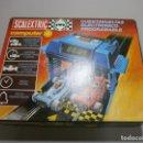 Scalextric: UNICO EN VENTA SCALEXTRIC COMPUTER AÑO 1976 CUENTA VUELTAS ELECTRONICO PROGRAMABLE FUNCIONANDO . Lote 168472352