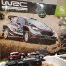 Scalextric: CIRCUITO SCALEXTRIC WRC EXTREME LAND RALLY CUATRO CIRCUITOS. Lote 168571850
