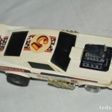 Scalextric - FORD MUSTANG THUNDERCHIEF 4049 - SCALEXTRIC - Original EXIN - MADE IN SPAIN - FUNCIONA ¡Mira fotos! - 168628382