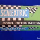 Scalextric: CAJA SCALEXTRIC-PORCHE 917 -EXIN. Lote 168634488